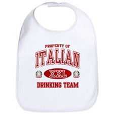 Italian Drinking Team Bib