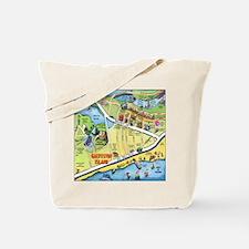 Funny Galveston island Tote Bag