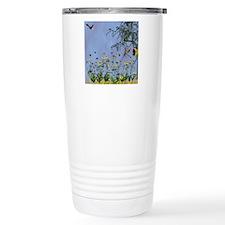 Spring butterflies Travel Mug