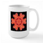 Canna Lily I Large Mug