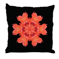 Canna Lily I Throw Pillow