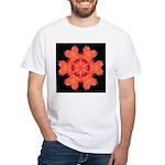 Canna Lily I White T-Shirt