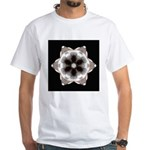 African Daisy II White T-Shirt