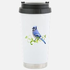 Blue Jay Stainless Steel Travel Mug