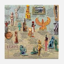 Cool Cairo Tile Coaster