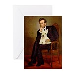 Lincoln / Scottie (w) Greeting Cards (Pk of 10)