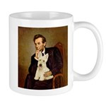 Lincoln / Scottie (w) Mug