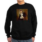 Lincoln / Scottie (w) Sweatshirt (dark)