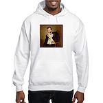 Lincoln / Scottie (w) Hooded Sweatshirt