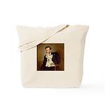 Lincoln / Scottie (w) Tote Bag