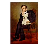 Lincoln / Scottie (w) Postcards (Package of 8)