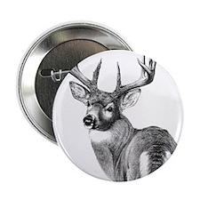 """Deer 2.25"""" Button"""