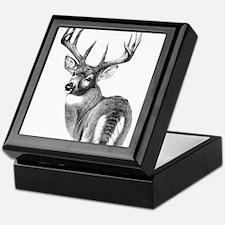 Deer Keepsake Box
