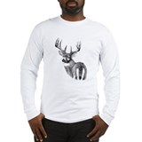 Antler Long Sleeve T-shirts