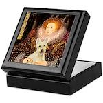 Queen / Scottie (w) Keepsake Box