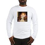 Queen / Scottie (w) Long Sleeve T-Shirt