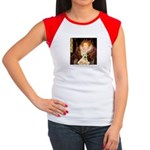Queen / Scottie (w) Women's Cap Sleeve T-Shirt