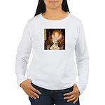 Queen / Scottie (w) Women's Long Sleeve T-Shirt