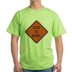God Is King T-Shirt