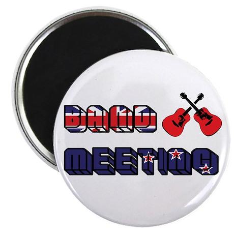 Band Meeting - FOTC Magnet