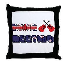 Band Meeting - FOTC Throw Pillow