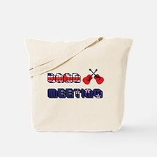 Band Meeting - FOTC Tote Bag