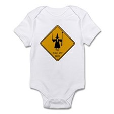 You Shall Not Pass! Infant Bodysuit