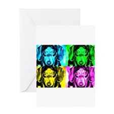 Warhol Greeting Card