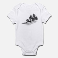 Elk Infant Bodysuit