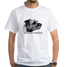 New! Border Terrier drawing Shirt