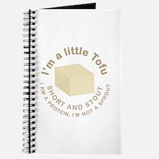I'm a Little Tofu Journal