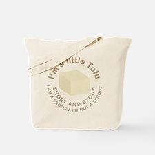 I'm a Little Tofu Tote Bag