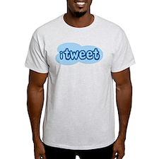iTweet (Twitter) T-Shirt