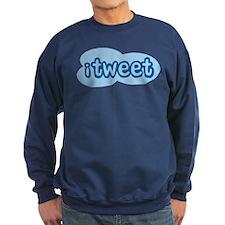 iTweet (Twitter) Sweatshirt