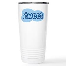 iTweet (Twitter) Travel Mug