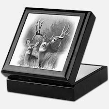 Mule Deer Keepsake Box