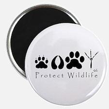 Protect Wildlife Magnet