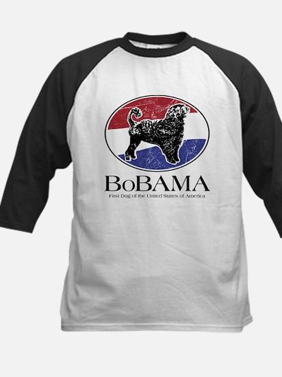 BoBAMA Kids Baseball Jersey