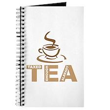 Tea Party Taxed Enough Already Journal