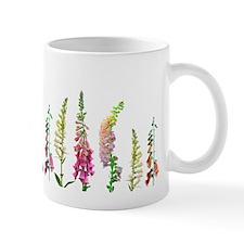 Cats in Foxglove Mug