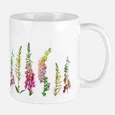 Cats in Foxglove Mug