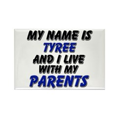 my name is tyree and I live with my parents Rectan