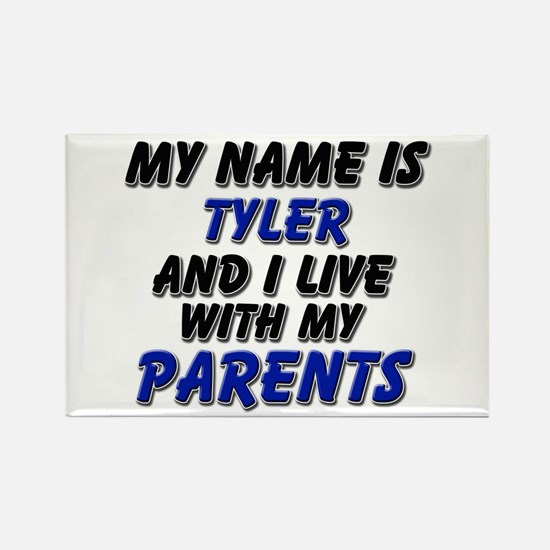 my name is tyler and I live with my parents Rectan