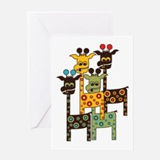 Funny Tall Greeting Card