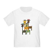 4 Tall-Charlies T-Shirt