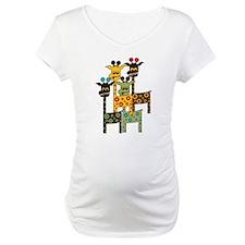Unique Giraffe Shirt