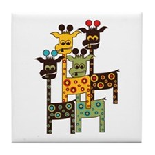 Funny Lonvig Tile Coaster
