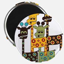 Unique Giraffe Magnet