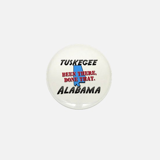 tuskegee alabama - been there, done that Mini Butt