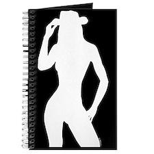 Nude Silhouette w/Hat3 Journal